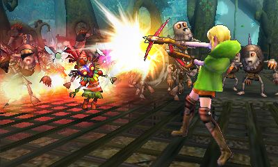 Hyrule Warriors Legends - Screenshots - Bild 1