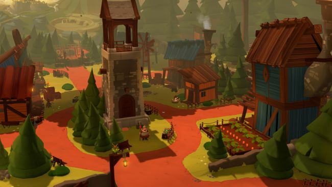 Mages of Mystralia - Screenshots - Bild 1