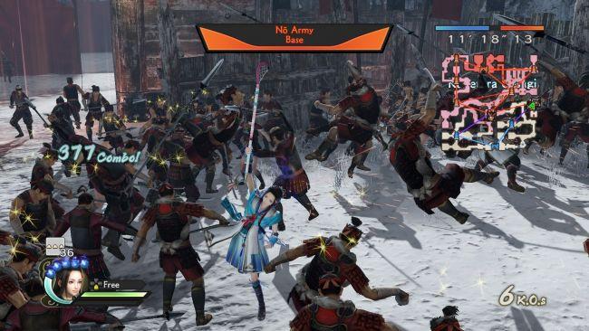Samurai Warriors 4: Empires - Screenshots - Bild 7