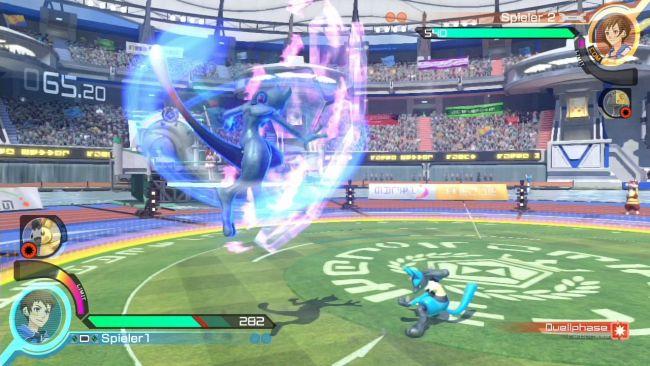 Pokémon Tekken - Screenshots - Bild 12