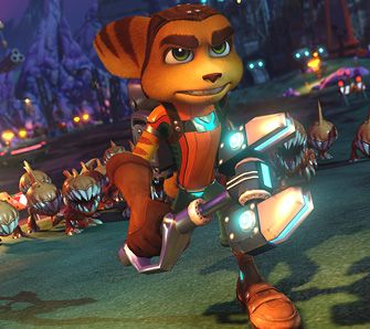 Ratchet & Clank - Preview