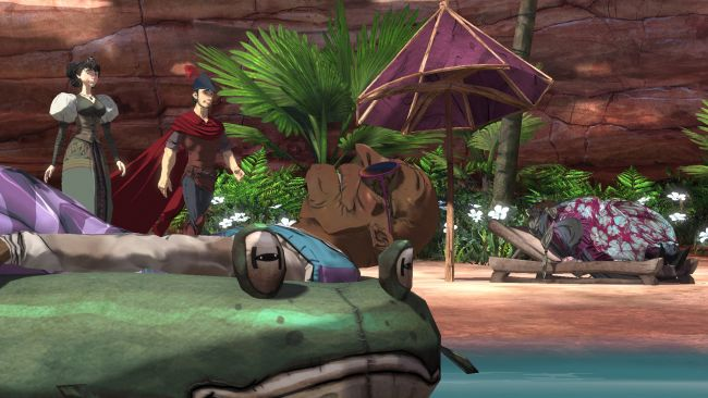 King's Quest: Im Turm erobert - Screenshots - Bild 1