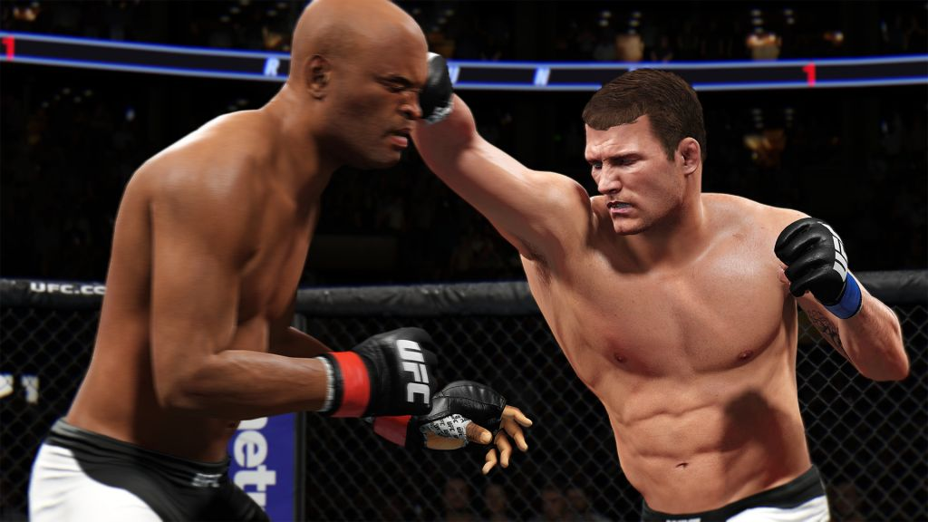EA Sports UFC 3: Erscheint Anfang des nächsten Jahres für die Konsolen