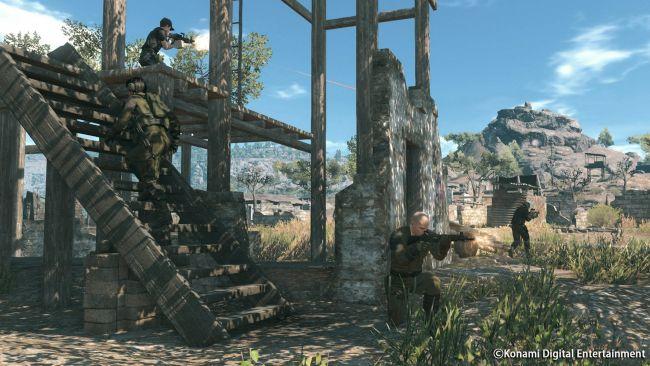 Metal Gear Online - DLC: Cloaked in Silence - Screenshots - Bild 12