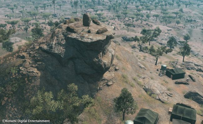 Metal Gear Online - DLC: Cloaked in Silence - Screenshots - Bild 5