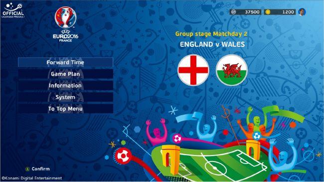 Pro Evolution Soccer 2016 - Data Pack 3 - Screenshots - Bild 2