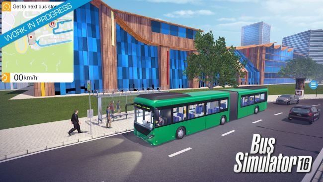 Bus-Simulator 16 - Screenshots - Bild 7