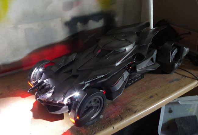Batmobil-PC - Screenshots - Bild 3