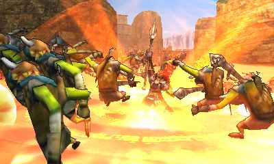 Hyrule Warriors Legends - Screenshots - Bild 3