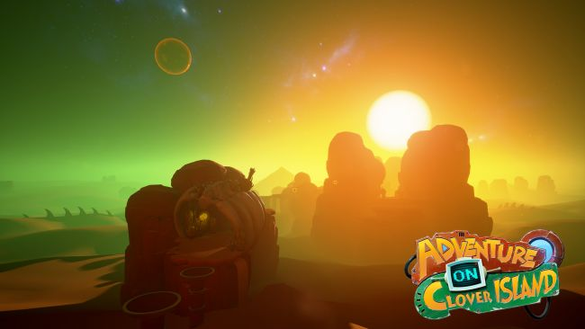 Skylar & Plux: Adventure on Clover Island - Screenshots - Bild 3