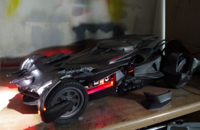 Batmobil-PC - Screenshots - Bild 9
