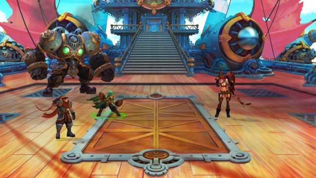 Battle Chasers: Nightwar - Screenshots - Bild 1