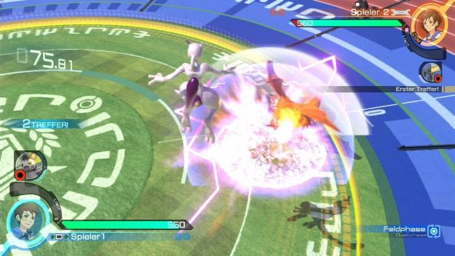 Pokémon Tekken - Screenshots - Bild 4