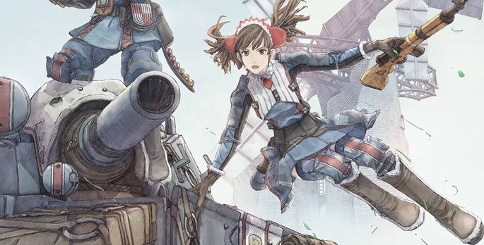 Valkyria Chronicles Remastered - Test