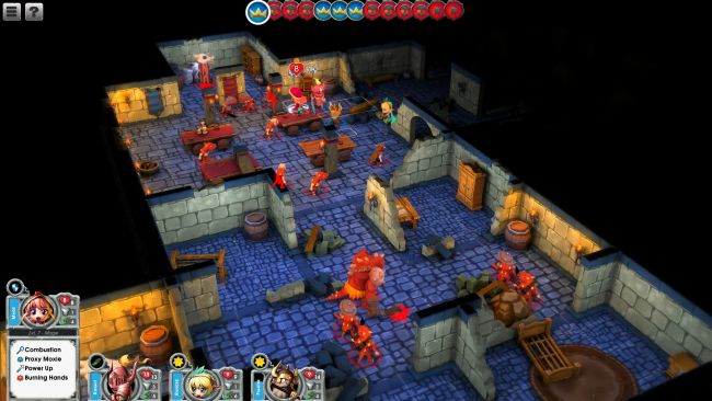 Super Dungeon Tactics - Screenshots - Bild 2