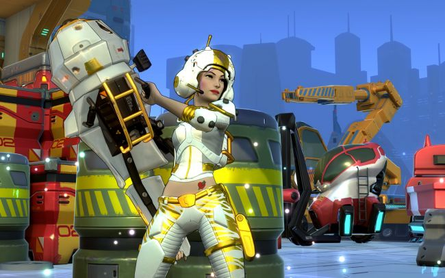 Atlas Reactor - Screenshots - Bild 9