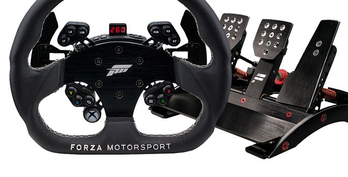 Fanatec ClubSport Wheel Bundle - Test