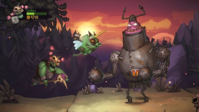 Zombie Vikings: Ragnarök Editiön - Screenshots - Bild 5