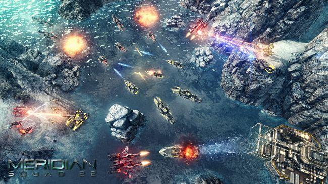 Meridian: Squad 22 - Screenshots - Bild 5