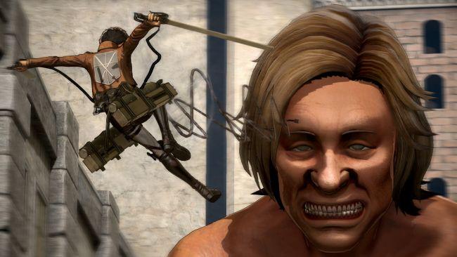 A.O.T. Wings of Freedom - Screenshots - Bild 1