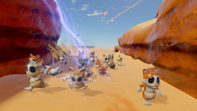 Kittypocalypse - Screenshots - Bild 5