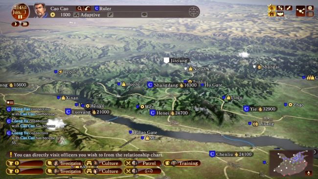 Romance of the Three Kingdoms XIII - Screenshots - Bild 40