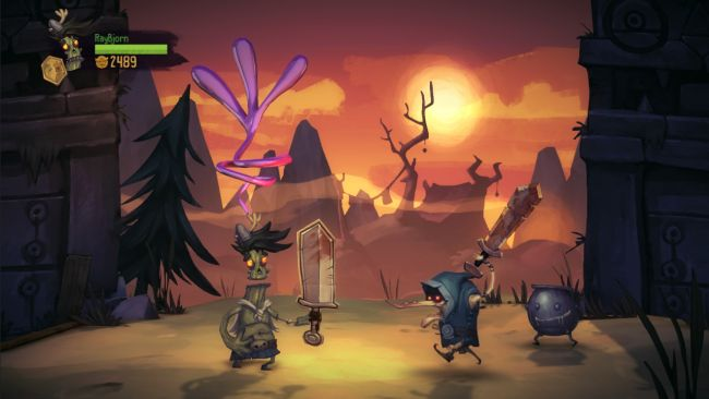 Zombie Vikings: Ragnarök Editiön - Screenshots - Bild 3