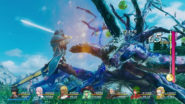 Star Ocean: Integrity and Faithlessness - Screenshots - Bild 2