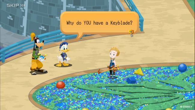 Kingdom Hearts Unchained Key - Screenshots - Bild 11