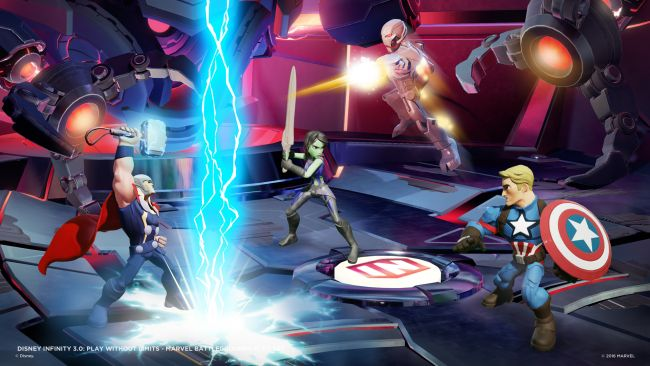 Disney Infinity 3.0 Playset: Marvel Battlegrounds - Screenshots - Bild 4