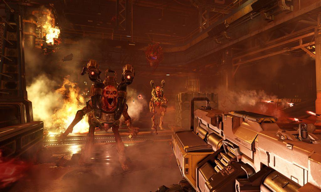 DOOM - Multiplayer-DLCs sind ab sofort kostenlos