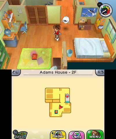 Yo-Kai Watch - Screenshots - Bild 11