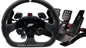 Fanatec ClubSport Wheel Bundle