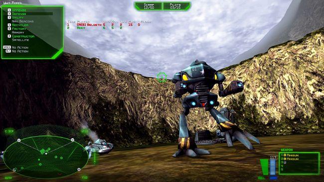 Battlezone 98 Redux - Screenshots - Bild 2