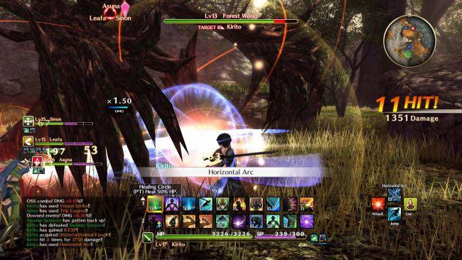Sword Art Online: Hollow Realization - Screenshots - Bild 18