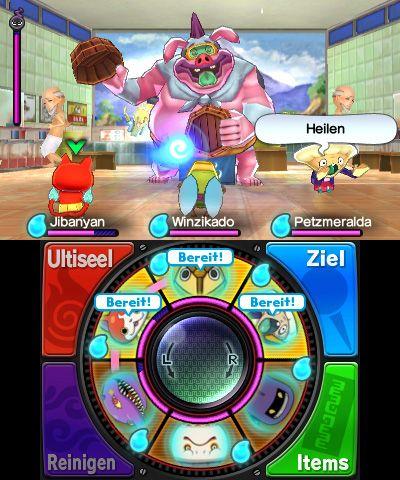 Yo-Kai Watch - Screenshots - Bild 8
