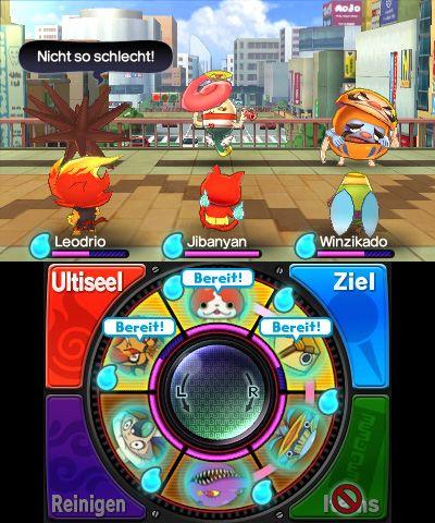 Yo-Kai Watch - Screenshots - Bild 4