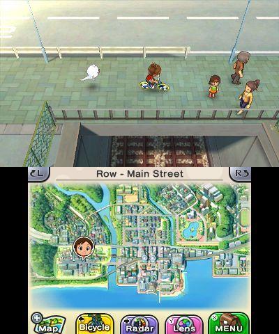 Yo-Kai Watch - Screenshots - Bild 14