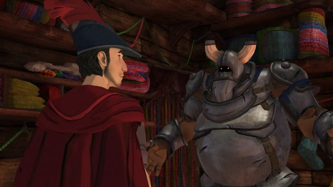 King's Quest: Im Turm erobert - Screenshots - Bild 10