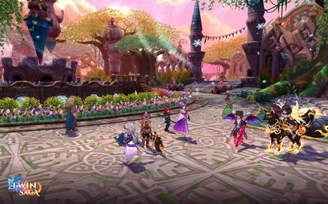 Twin Saga - Screenshots - Bild 8