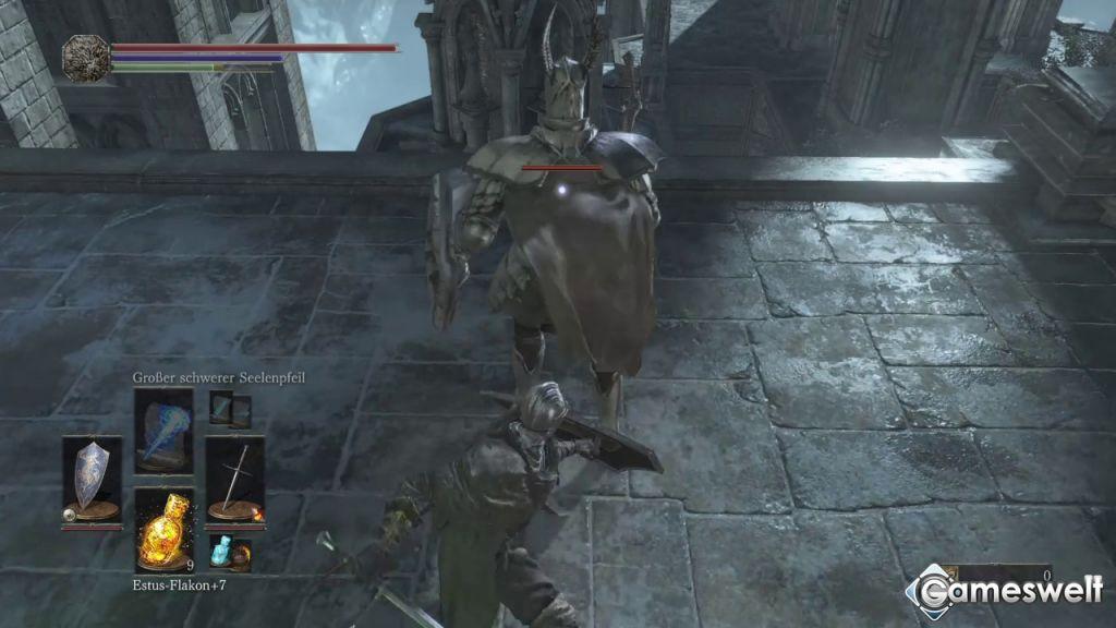 Dark Souls III: Lösung Durch Die Dunkelheit