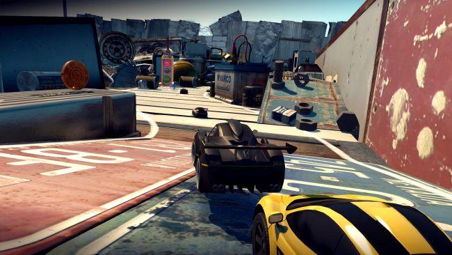 Table Top Racing: World Tour - Screenshots - Bild 6