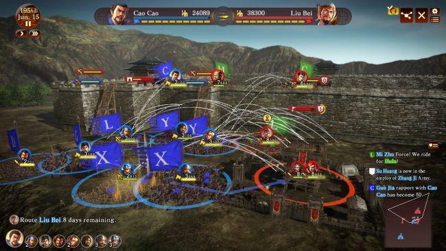 Romance of the Three Kingdoms XIII - Screenshots - Bild 30