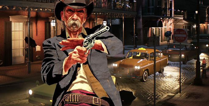 Red Dead Redemption 2 trifft Mafia III - Special