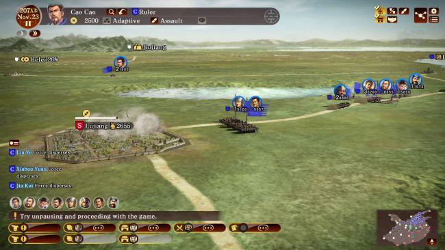 Romance of the Three Kingdoms XIII - Screenshots - Bild 19