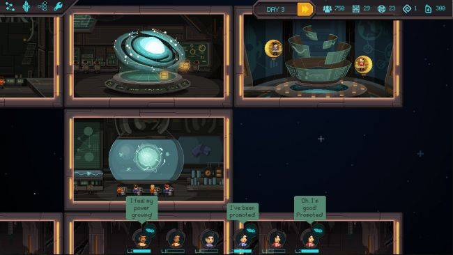 Halcyon 6: Starbase Commander - Screenshots - Bild 2