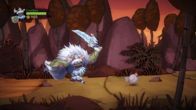 Zombie Vikings: Ragnarök Editiön - Screenshots - Bild 1