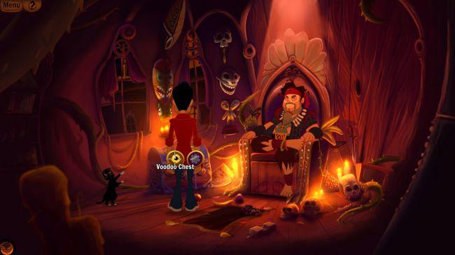Gibbous: A Cthulhu Adventure - Screenshots - Bild 11