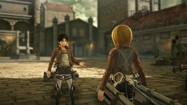 A.O.T. Wings of Freedom - Screenshots - Bild 28
