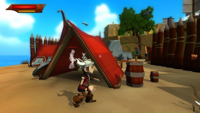Cornerstone: The Song of Tyrim - Screenshots - Bild 1